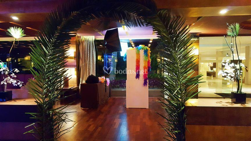 Fotomaton Tropical