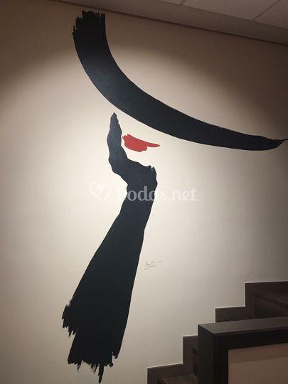 Mural boutique
