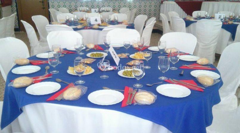 Utensilios de mesa