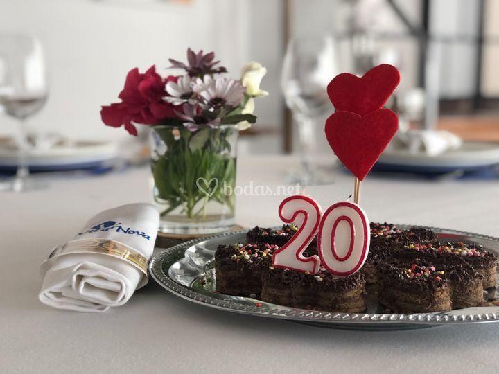 Celebra siempre el aniversario
