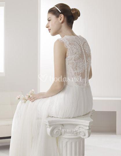 modelo xies de la novia | fotos