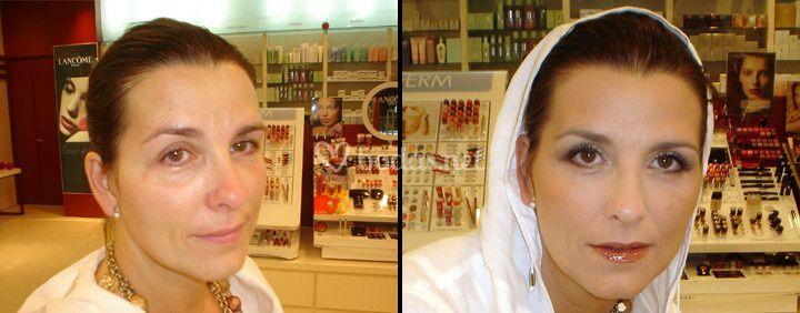 Maquillaje discreto