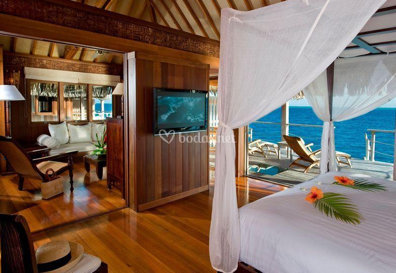 Bora Bora (Hotel Hilton)