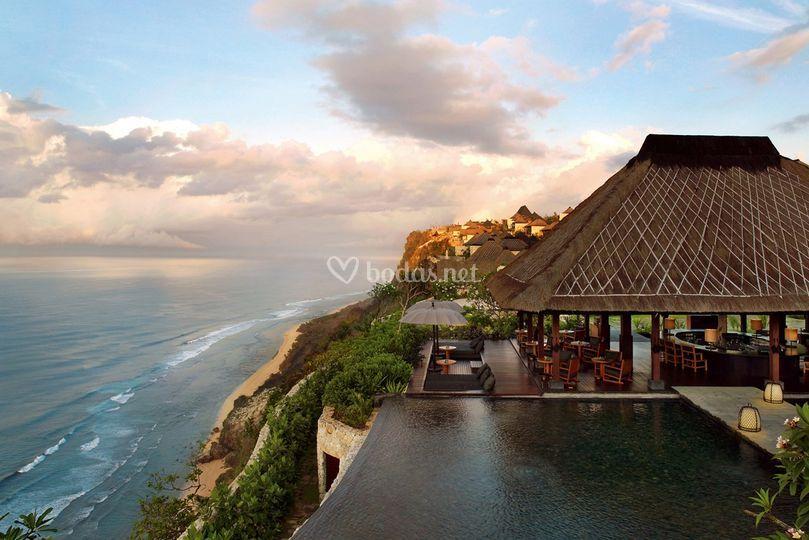 Bali (Hotel Bulgari)