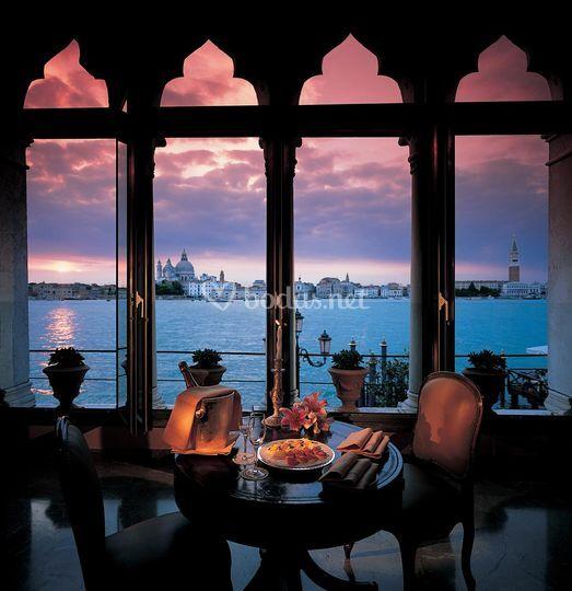 Venecia (Hotel Cipriani)