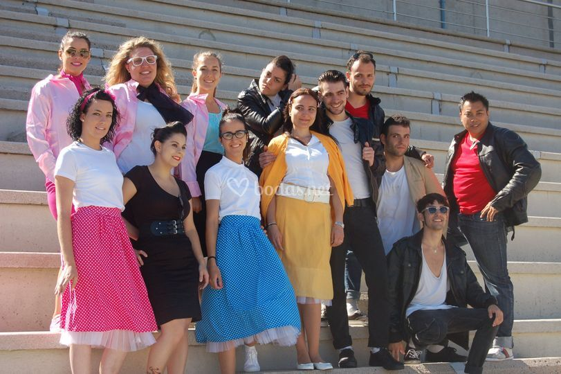 Save the date de Grease
