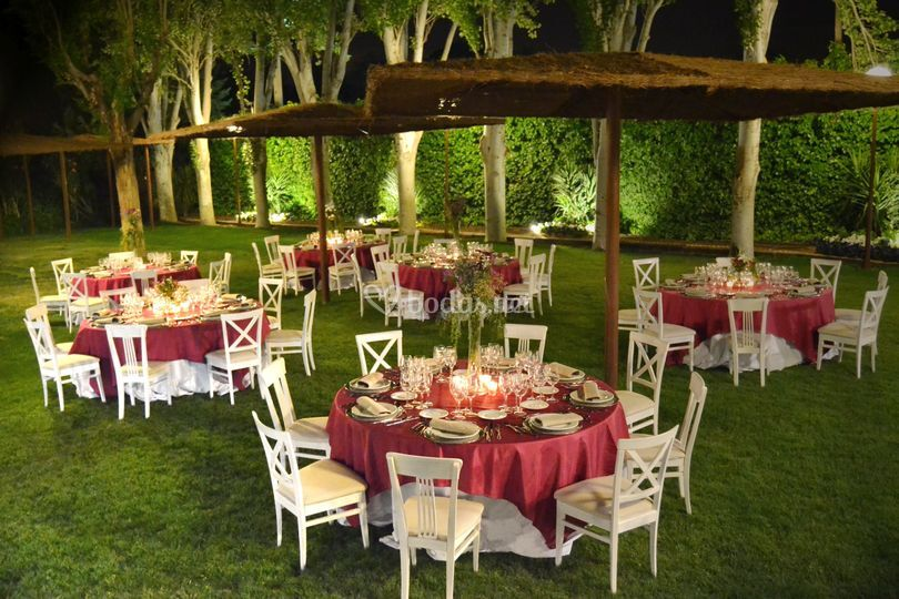 Montaje jardín Ribera 1