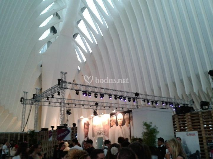 Sound festivals - Iluminacion de interiores ...