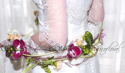 Bouquet Diseño floral 1