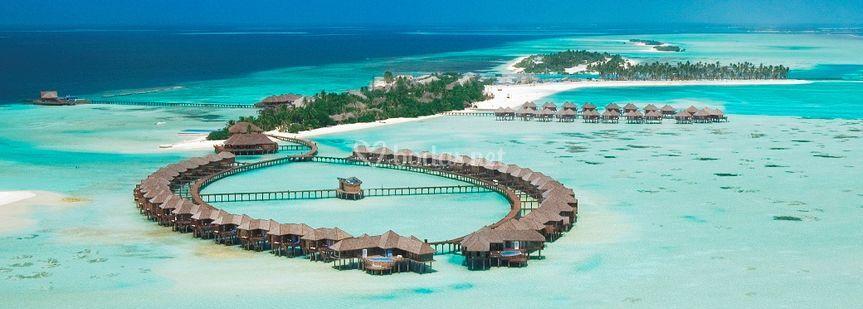 Ohluveli Beach & Spa - Maldivas