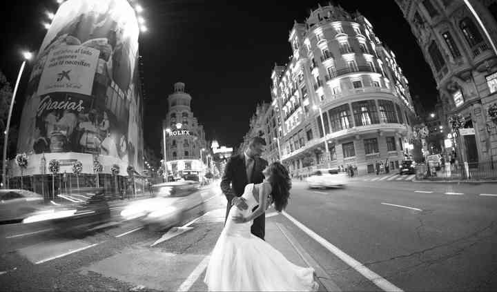 Postboda Madrid