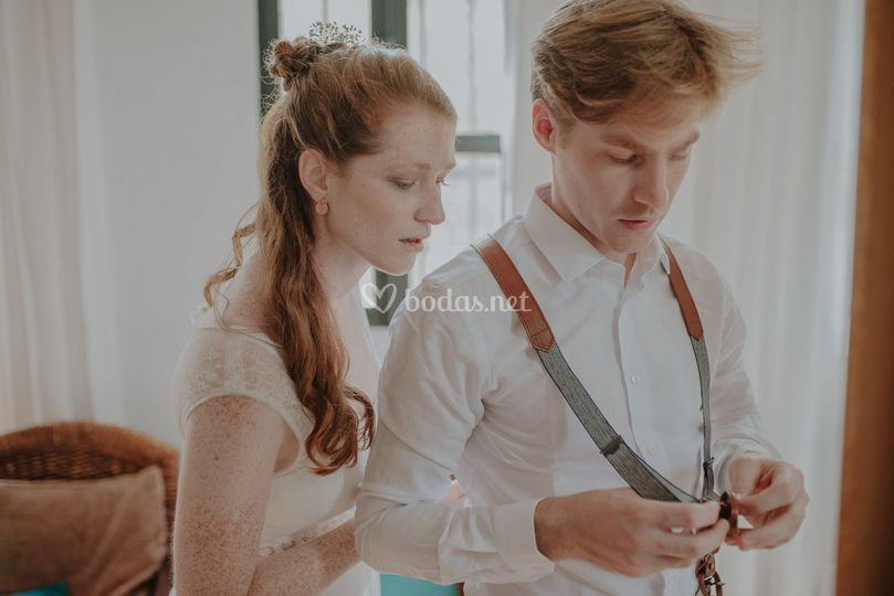 Elke & benjamin