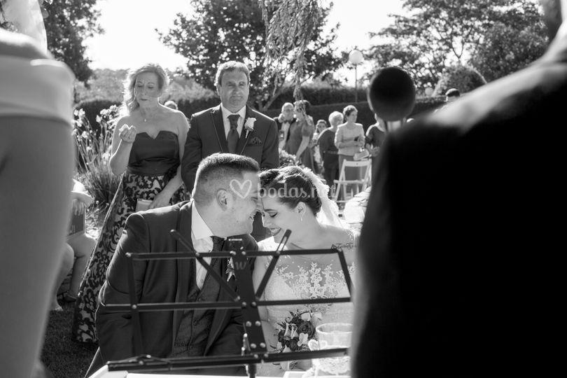 Cariño ceremonia
