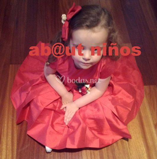Vestido niña mod. Granada
