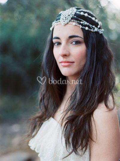 Tocado-Love me tender