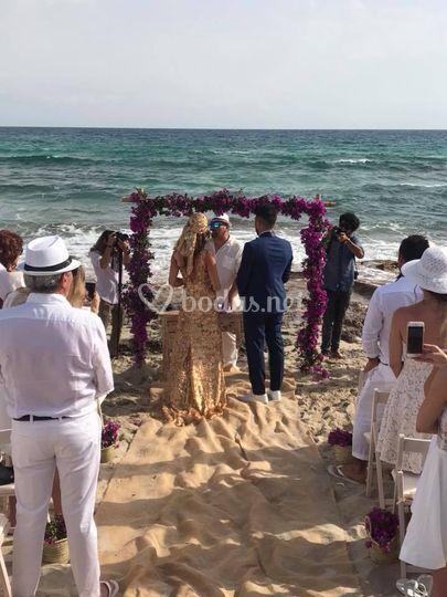 Wedding playa