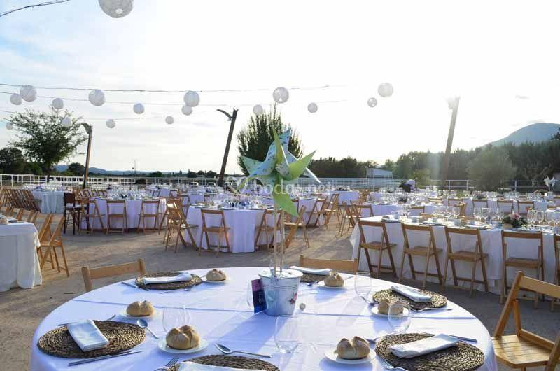 Zona banquete