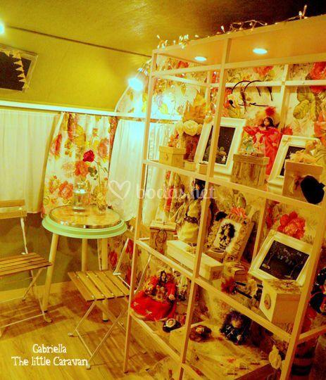 Interior Vintag Chic