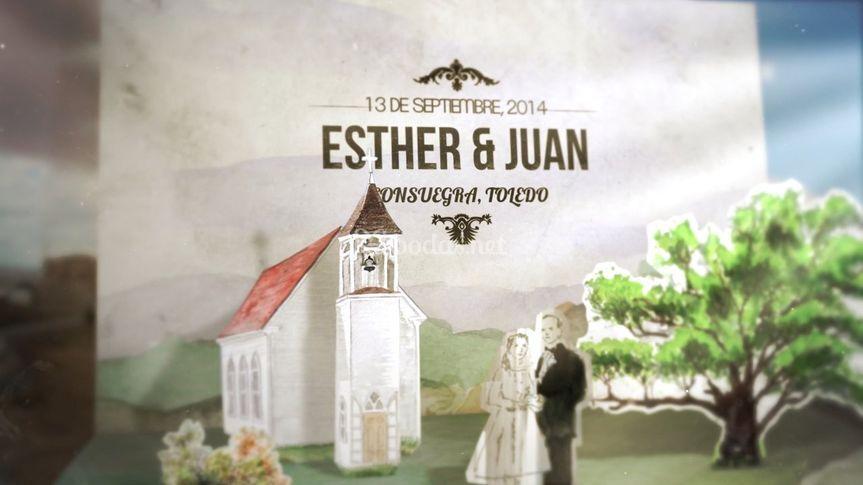 Boda Esther y Juan