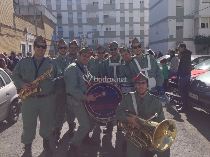 Reyes en Huelva
