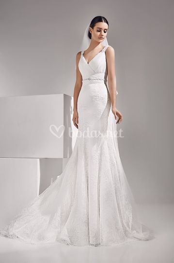 Ana - vestido de encaje