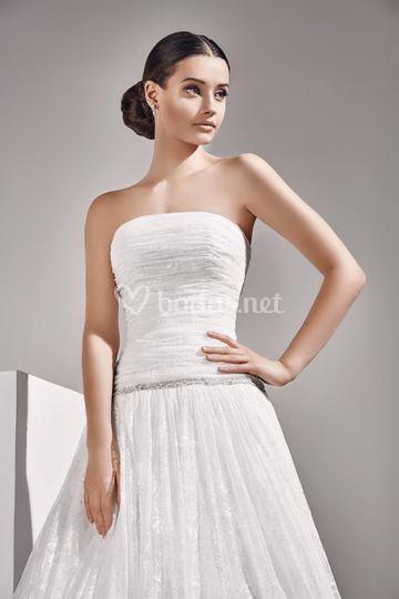 Anabel - vestido de encaje
