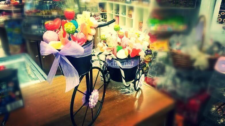 Bicicleta dulce