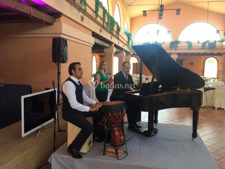 Banquete El Romedal, Conil
