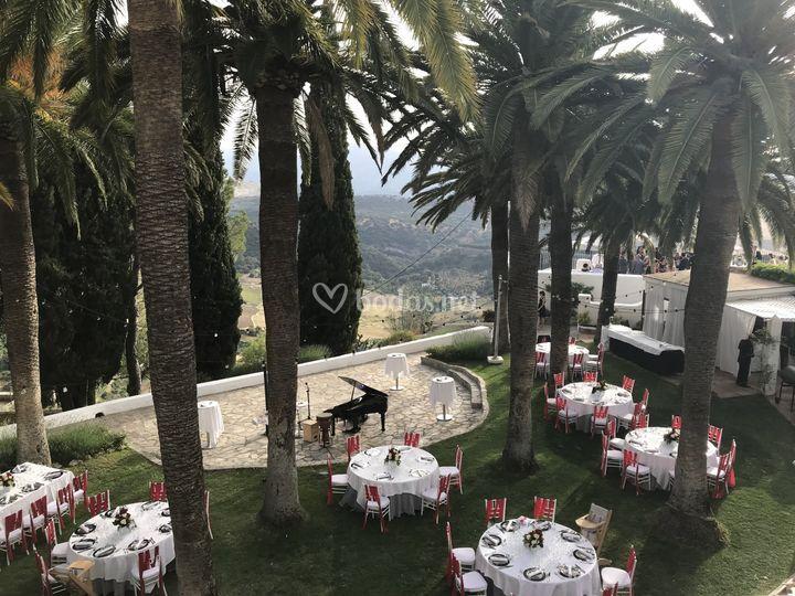 Banquete Ronda