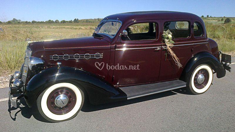 Plymouth PJ 1935
