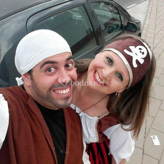 Animación pirata