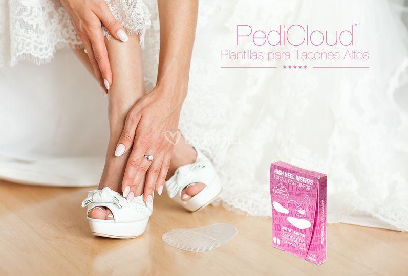 PediCloud - Plantillas para zapatos
