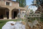 Jardines y casa