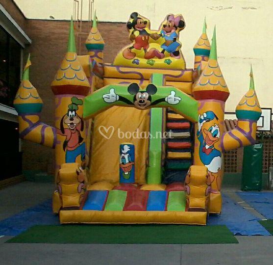 Castillos hinchables de Mi Cuarto de Juegos | Foto 4