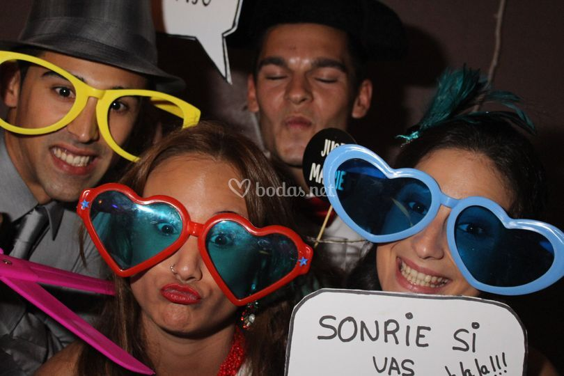 Photobooth aniversario