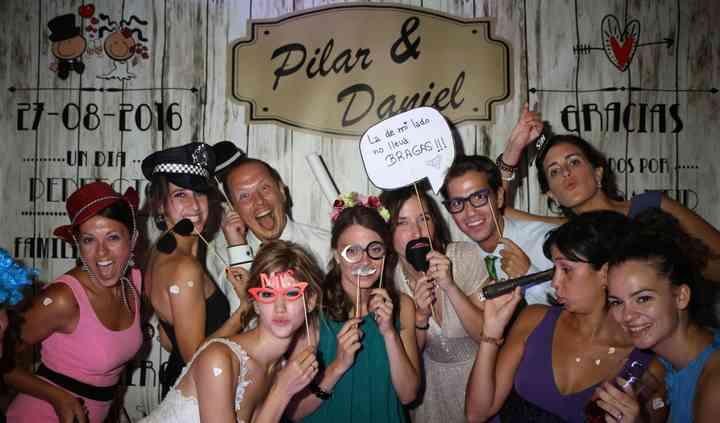 Fotomatón bodas Lleida