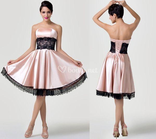 vestidos para boda pin up – vestidos de mujer