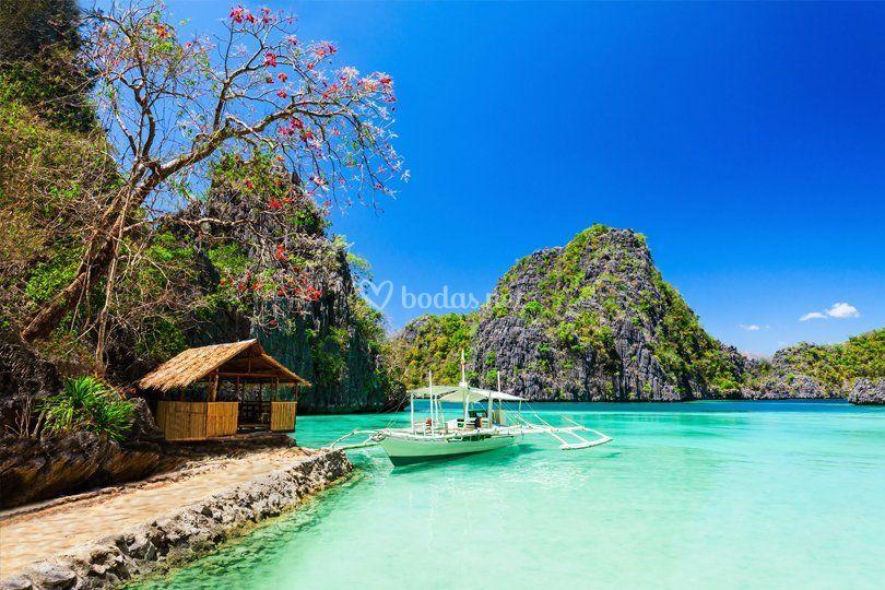 Sitios paradisíacos