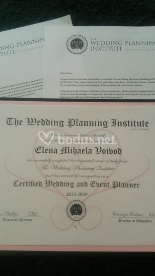Sientomariposas The Wedding Planner