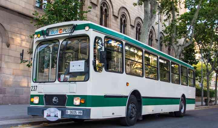 Autobús clásico