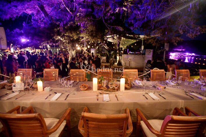 Cena y celebración
