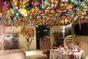 Globy decoracions