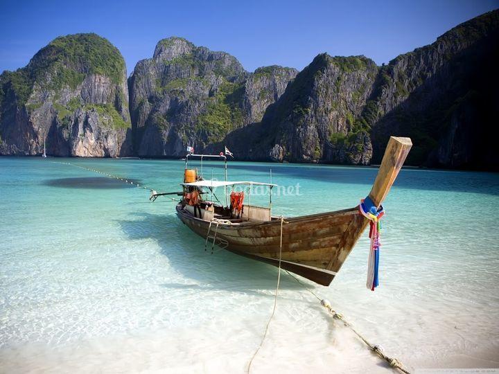 Thailandia - descanso