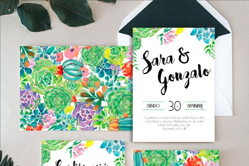 Invitación de S&G