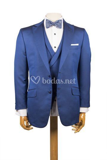 Look total blue