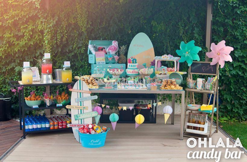 Candy Bar surf
