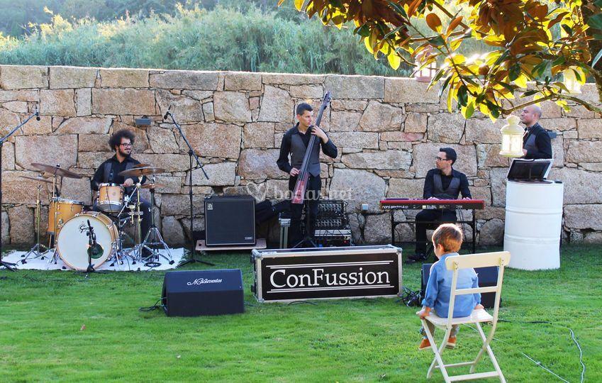 Grupo Jazz Fusión aperitivos