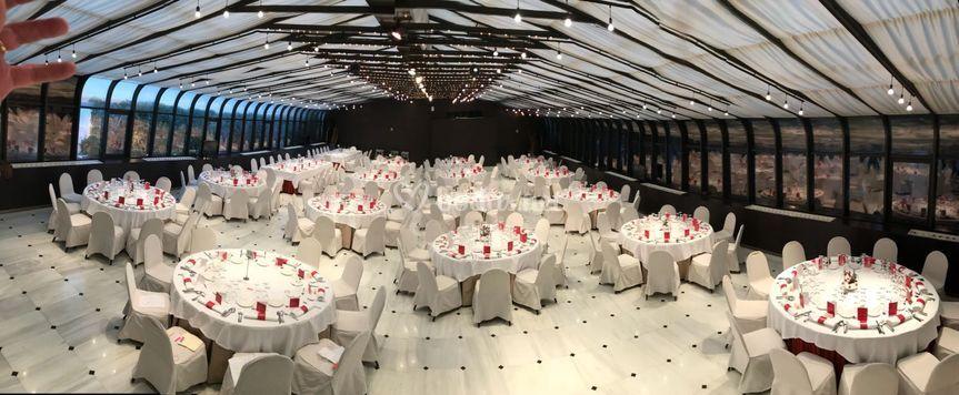 Banquete celebración