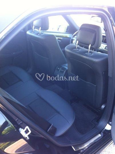 "Interior Mercedes ""E"""