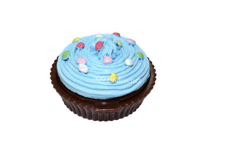 Bálsamo labial cupcake
